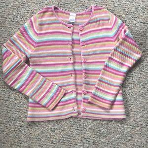 Gymboree girls sweater size 8